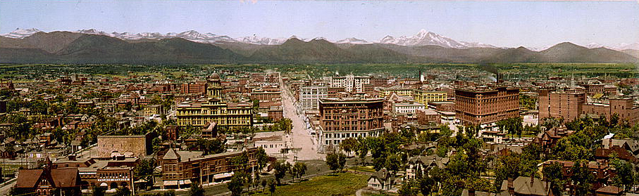 Denver in the 1930s