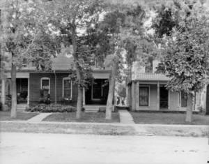Denver Residences circa 1930