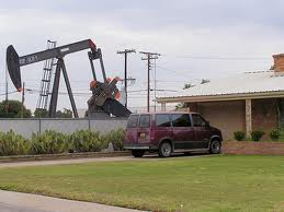 oil and gas drilling near home