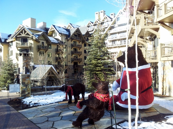 Four Season Resort Vail (David O. Williams).